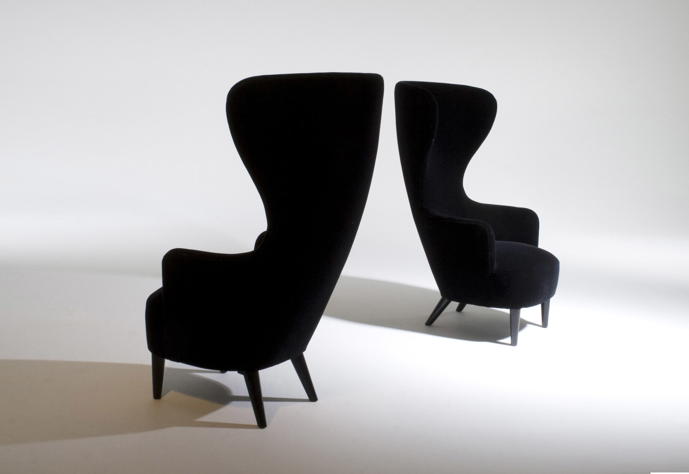 High Back Wing Chairs Design Ideas Best 25