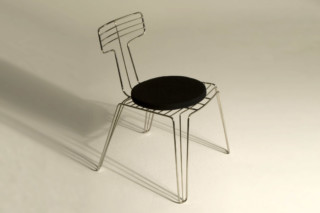 Wire Dining Chair  by  Tom Dixon