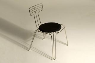Wire Dining Chair  von  Tom Dixon