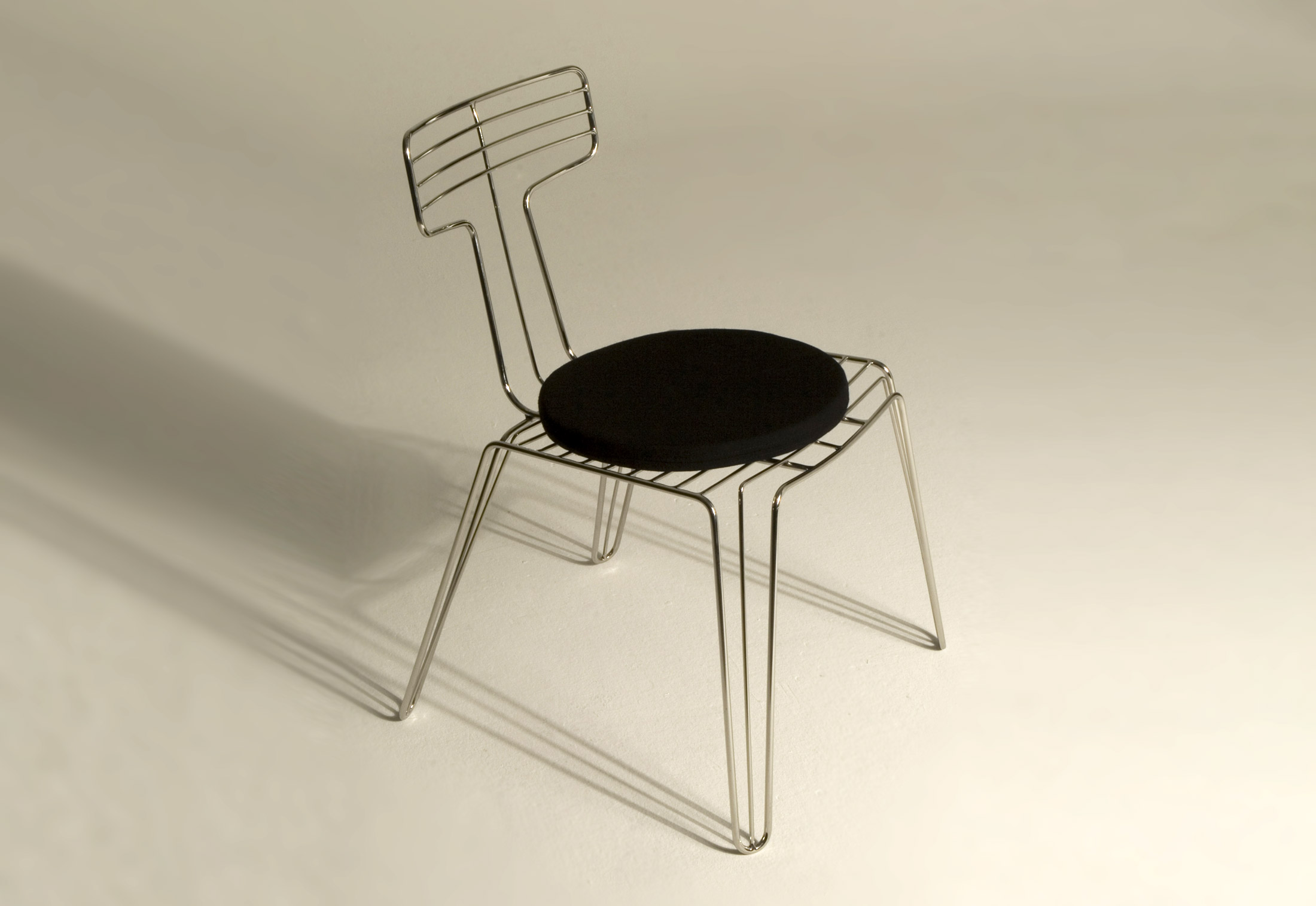 Amazing Wire Dining Chair By Tom Dixon Stylepark Gmtry Best Dining Table And Chair Ideas Images Gmtryco