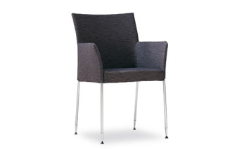 Cube 2 with armrests  by  Tonon
