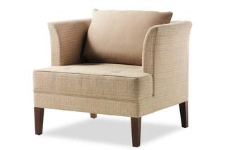 Lord Gerrit Lounge Sessel  von  Tonon