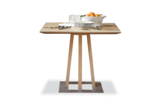 Sella Table square  by  Tonon