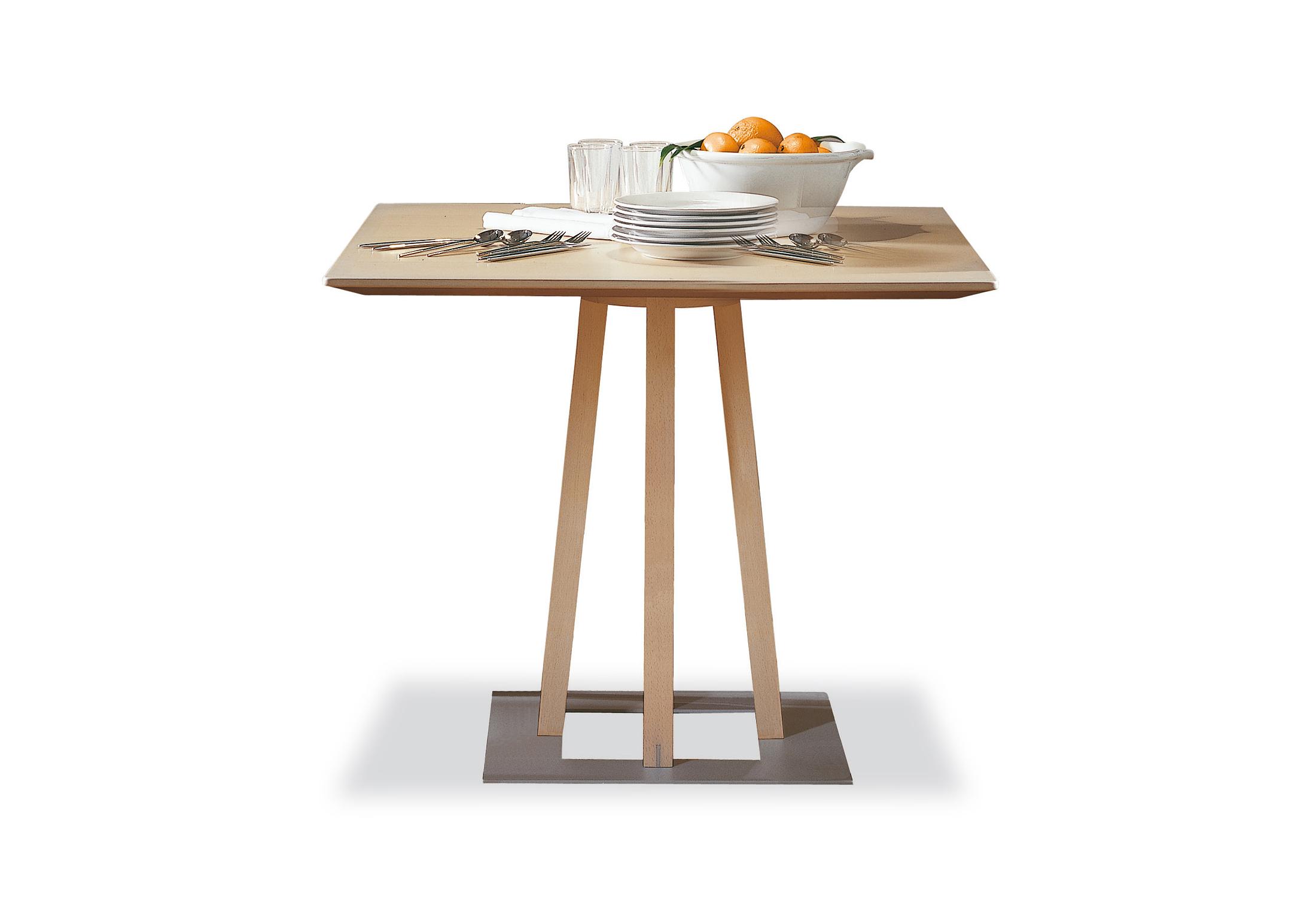 Sella Tisch quadratisch von Tonon | STYLEPARK