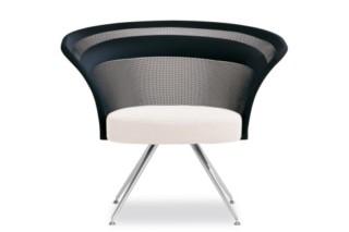 Shells Lounge chair  by  Tonon