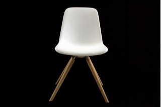 STEP Stool wood  by  Tonon
