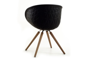 STRUCTURE Stool Wood  by  Tonon