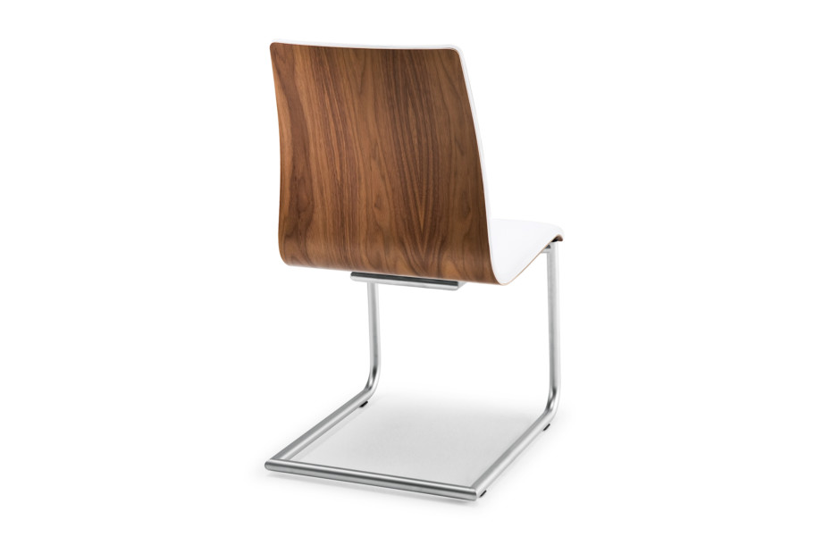 Symbol wood with armrests