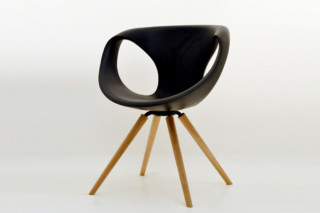 Up Chair Holz  von  Tonon