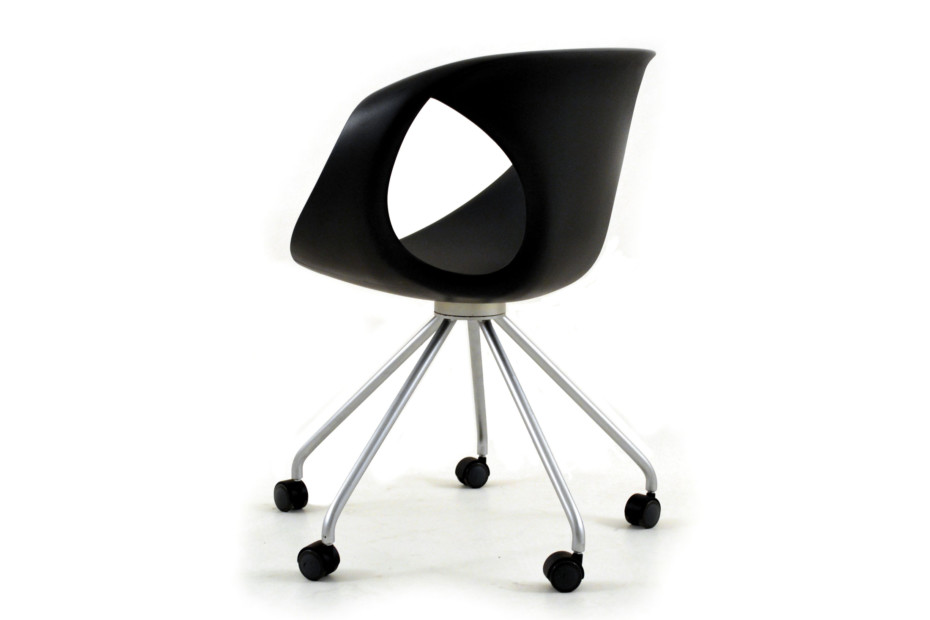 UP chair with castors