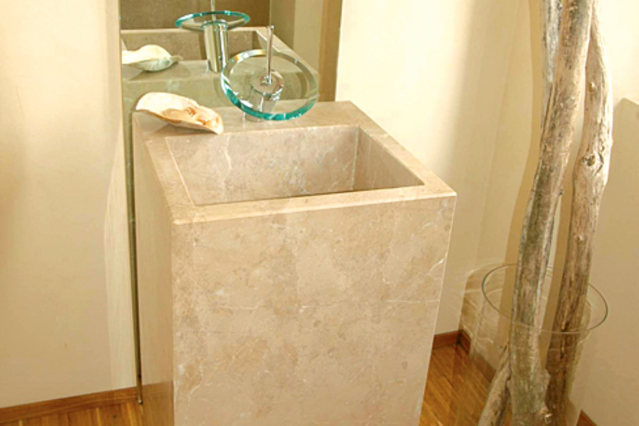 Carthago lime stone indoor precision work