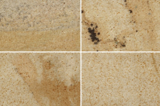 Korinth sandstone olive grey  by  TRACO Manufactur