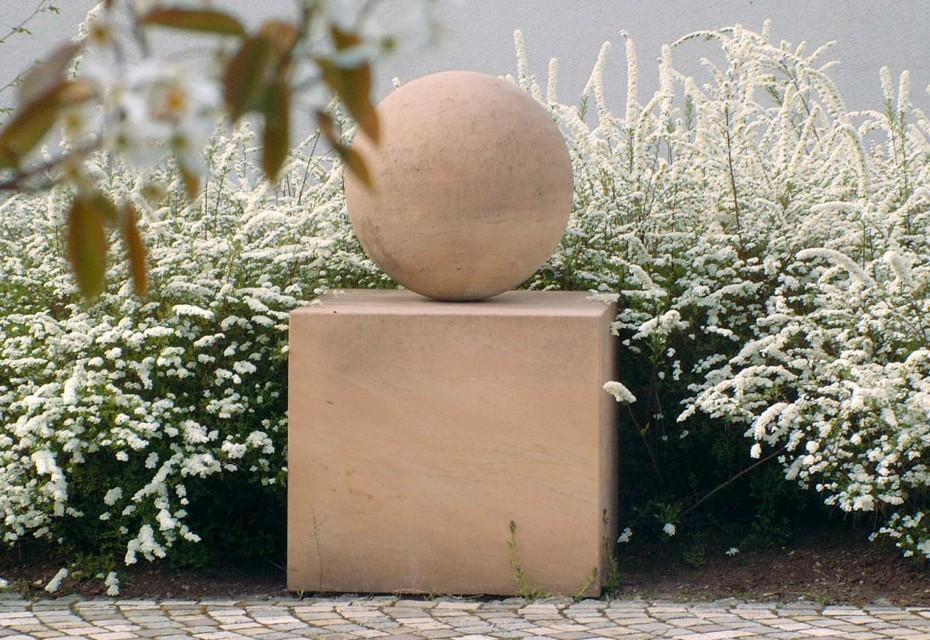 Korinth sandstone outdoor precision work