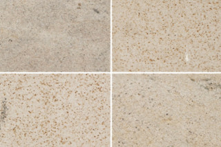 Korinth sandstone reed grey  by  TRACO Manufactur