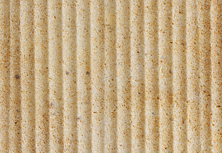 Luxor Sandstein scharriert