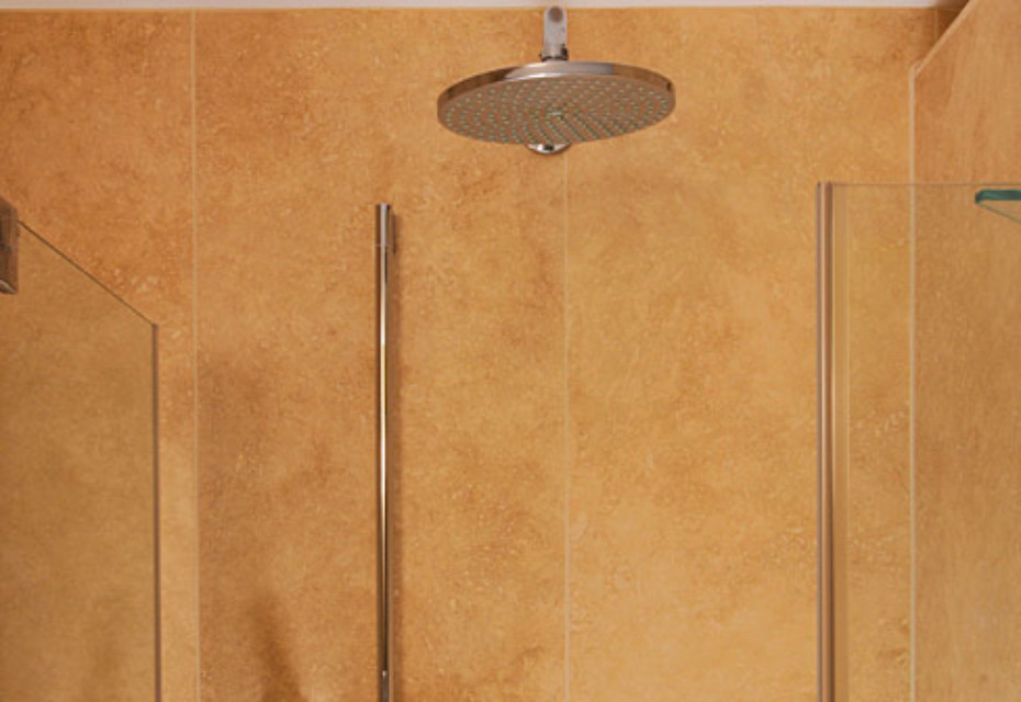 Troja Travertine indoor precision work