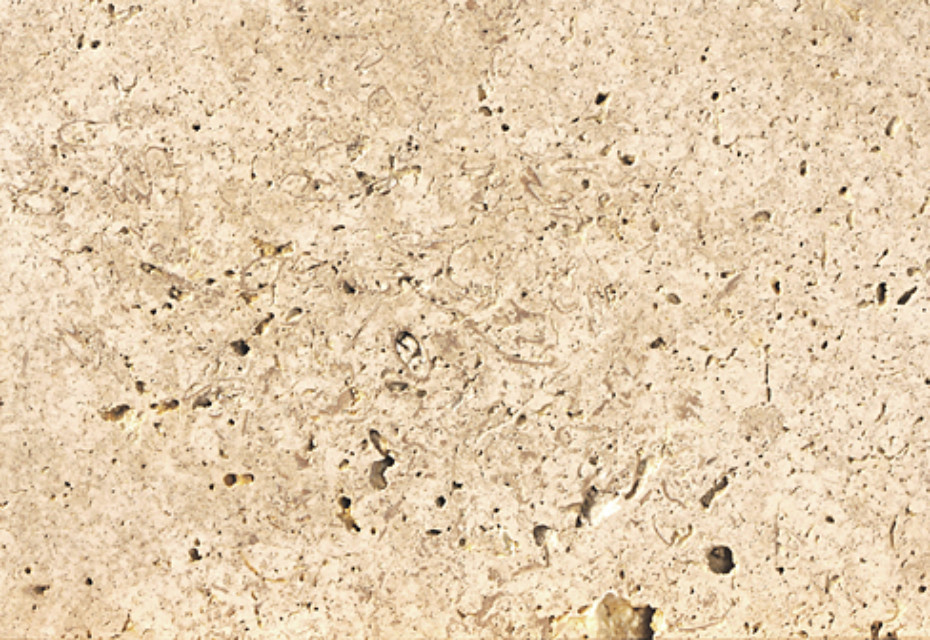 Troja Travertine Special grinded