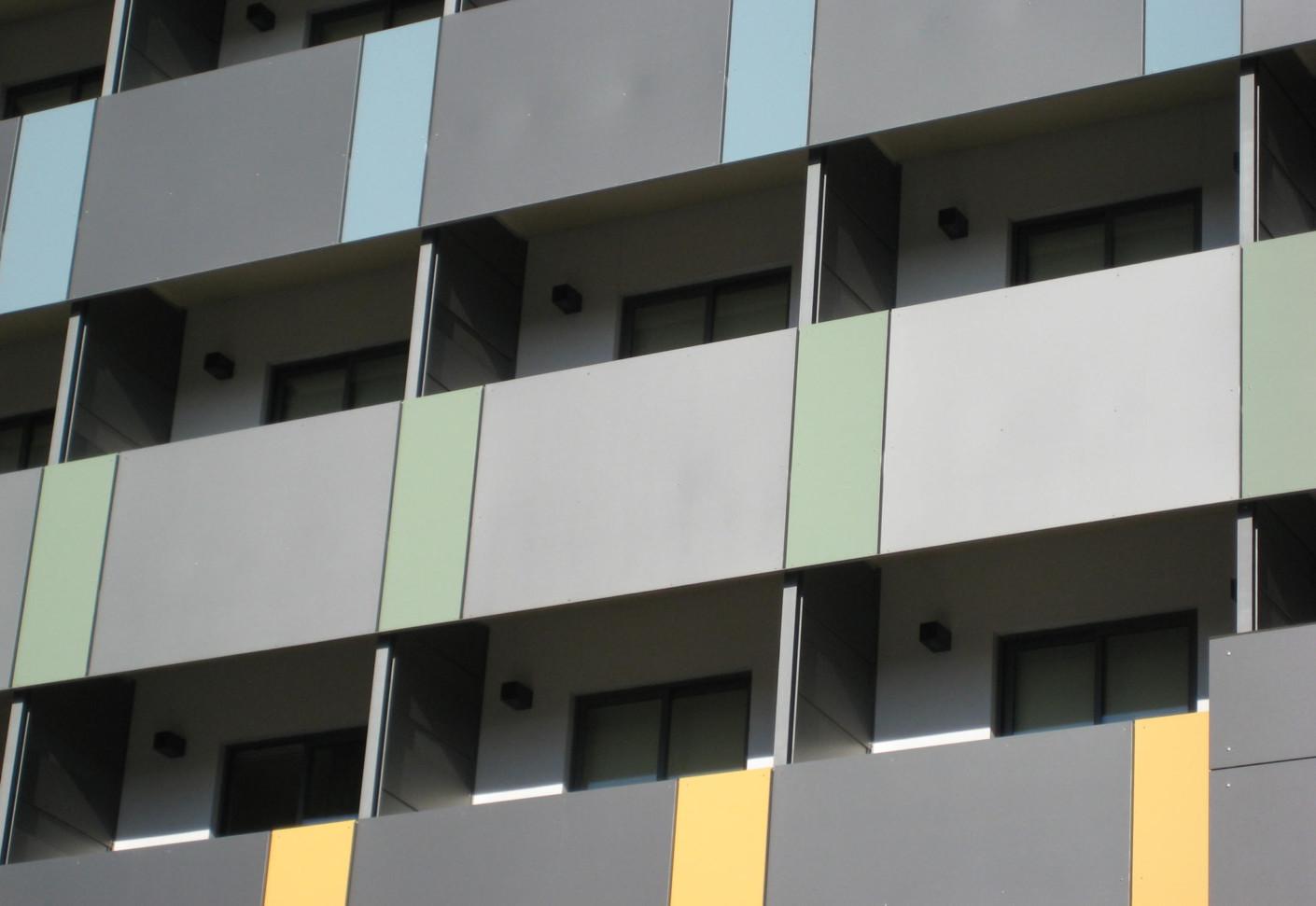 Trespa 174 Meteon 174 Balconies Von Trespa Stylepark
