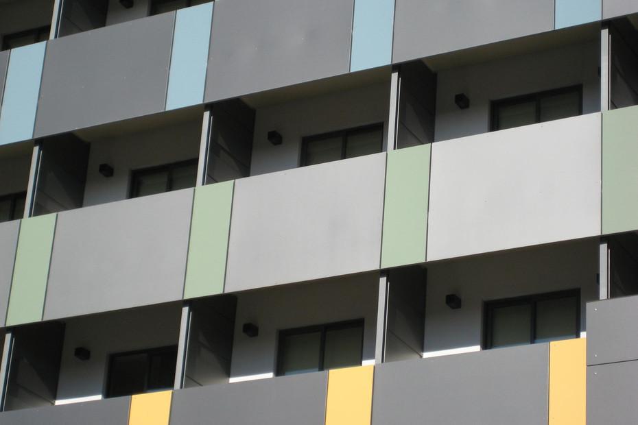 TRESPA® METEON® Balconies