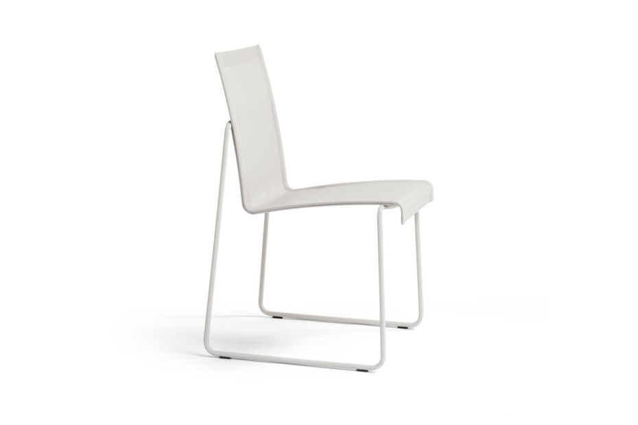 Arc side chair
