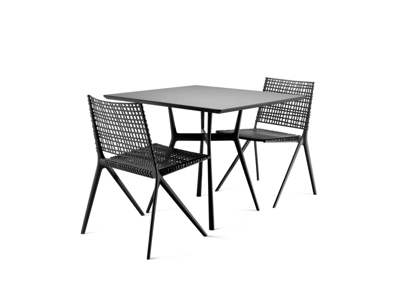 branch tisch quadratisch von trib stylepark. Black Bedroom Furniture Sets. Home Design Ideas