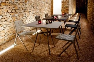 Branch Tisch quadratisch  von  Tribù