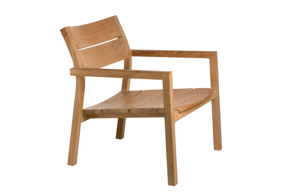Kos teak easy chair