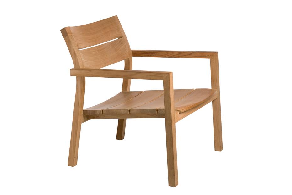 Kos teak easy chair