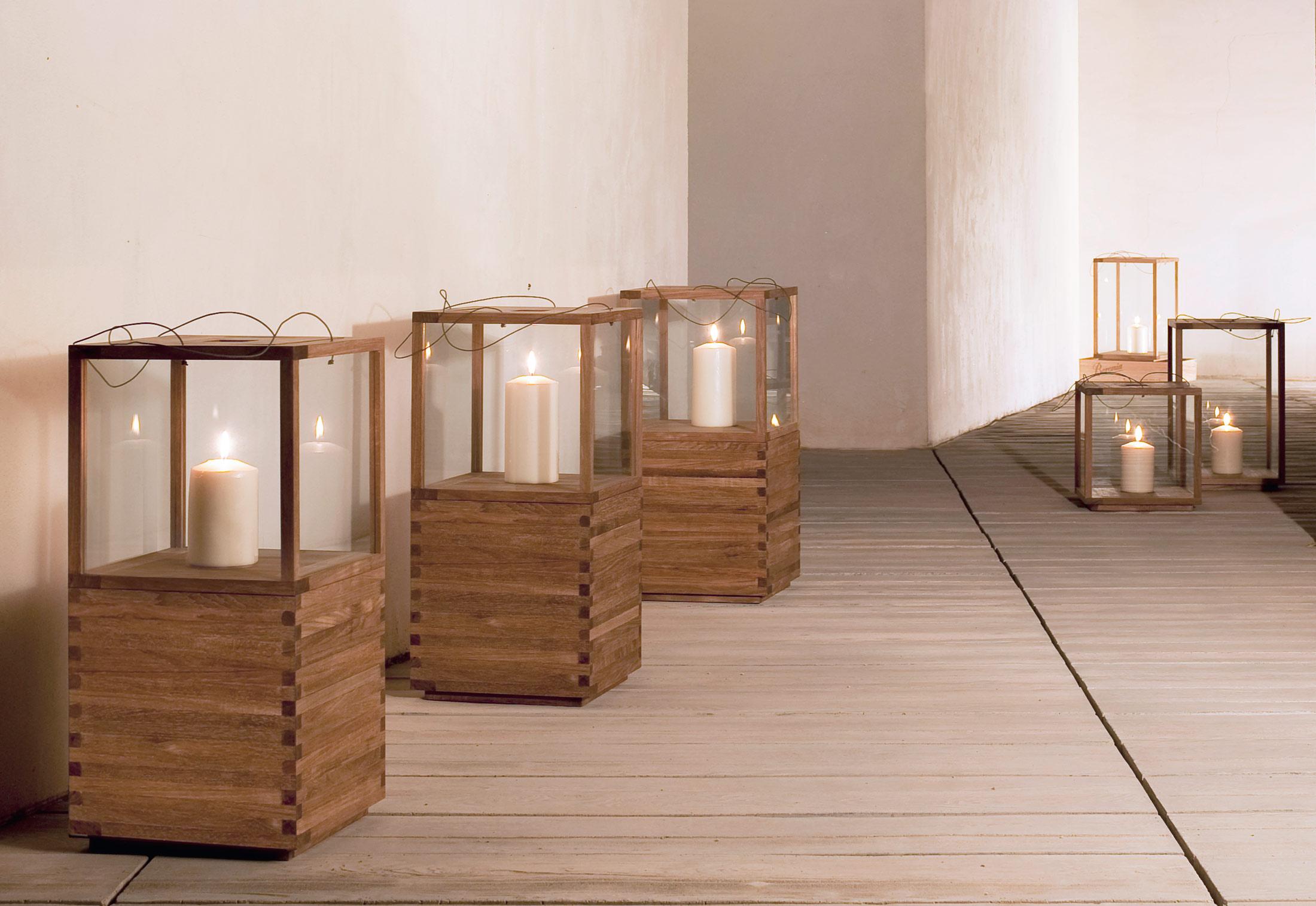 laterne gro von trib stylepark. Black Bedroom Furniture Sets. Home Design Ideas
