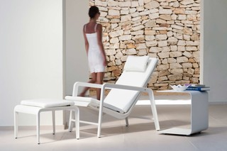 Mirthe lounger easy chair  by  Tribù