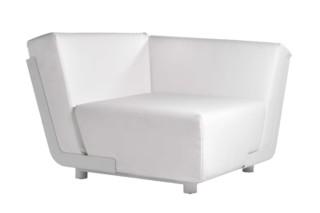 Mirthe sofa corner module  by  Tribù