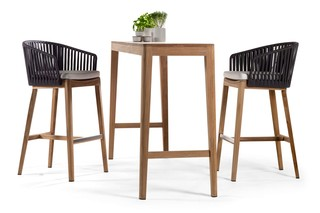 Mood bar stool  by  Tribù