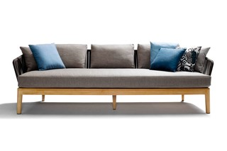 Mood sofa  by  Tribù