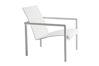 Natal Alu easy chair  by  Tribù