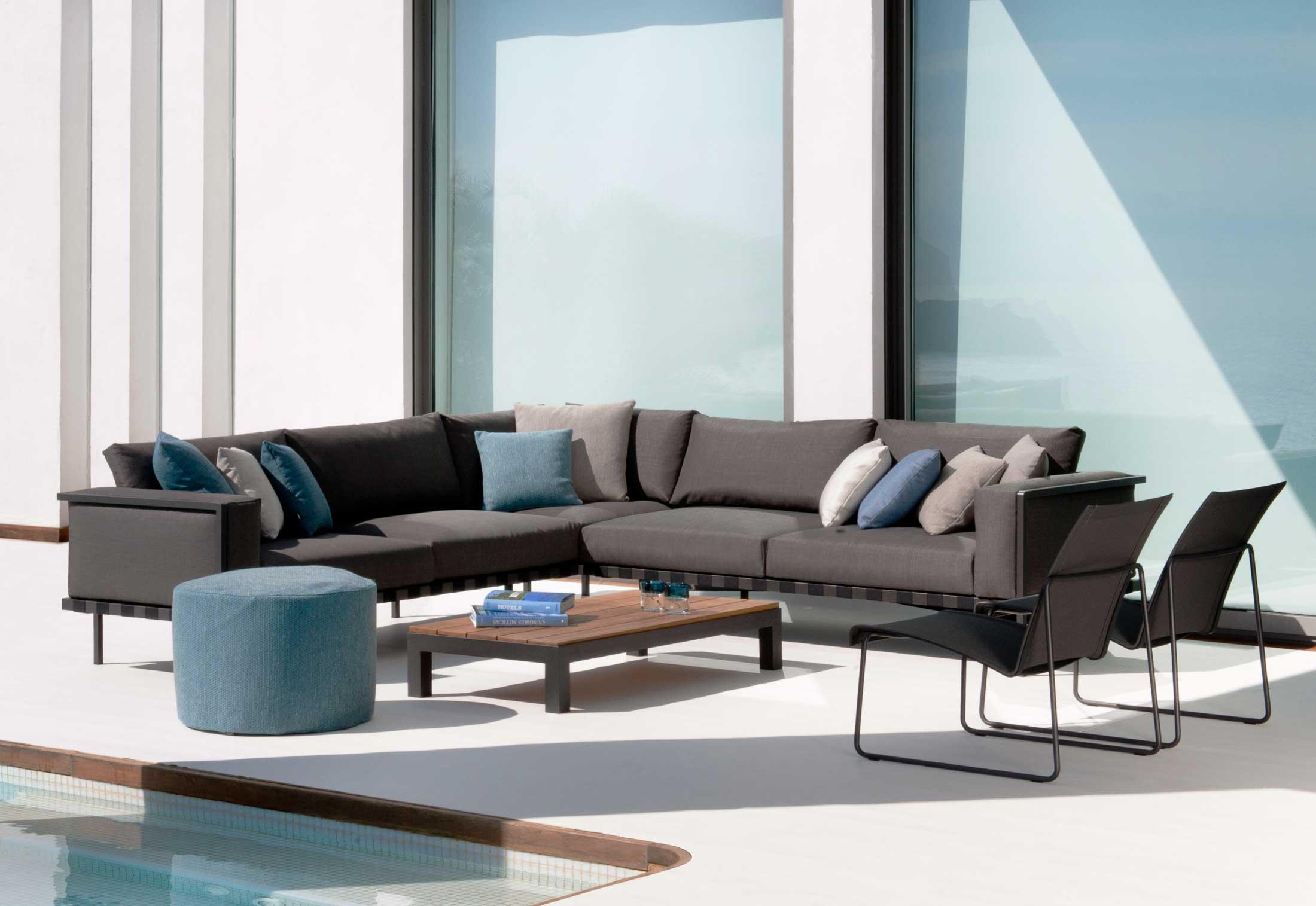 Natal Alu Modular Sofa By Trib 249 Stylepark