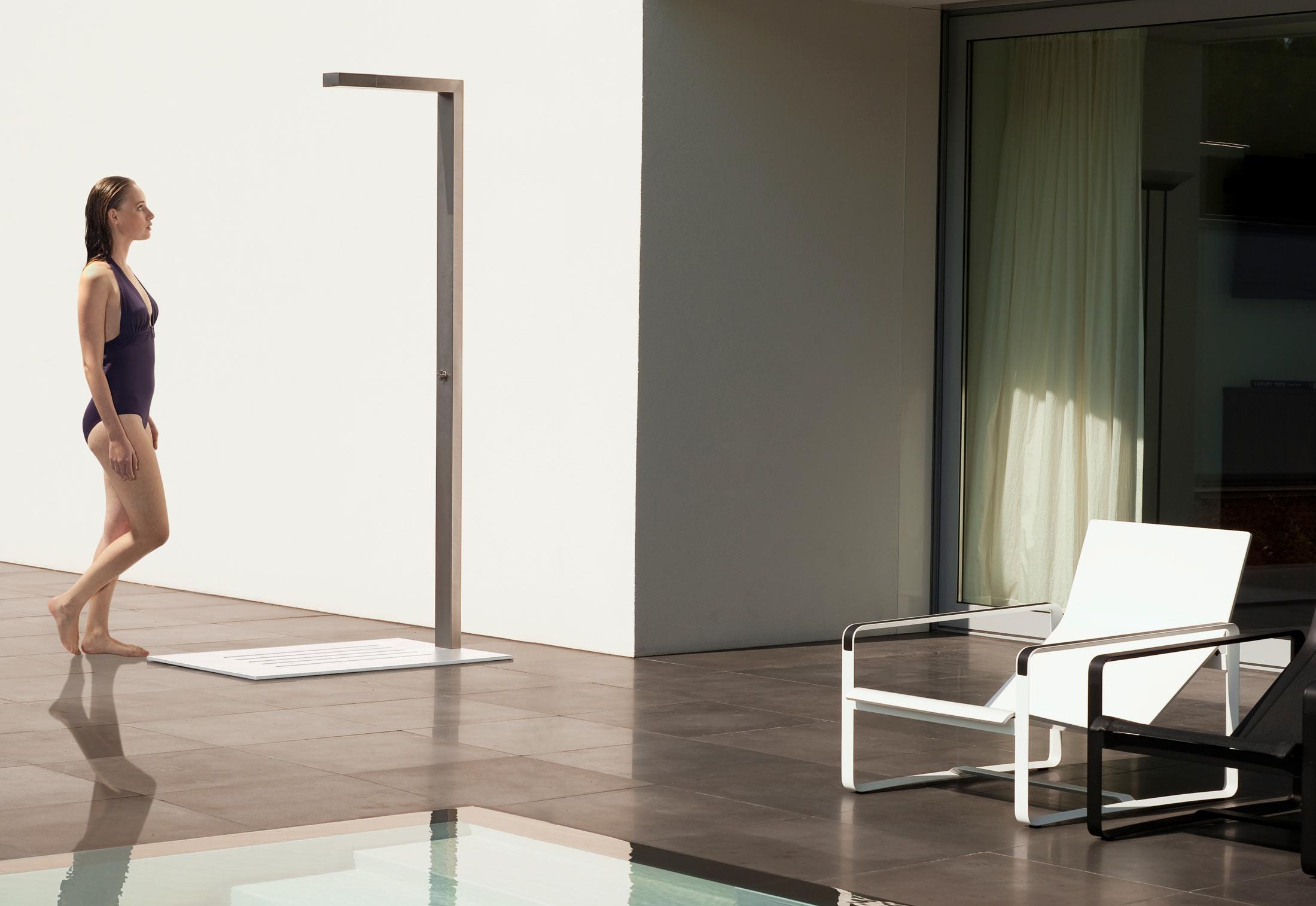 au endusche von trib stylepark. Black Bedroom Furniture Sets. Home Design Ideas