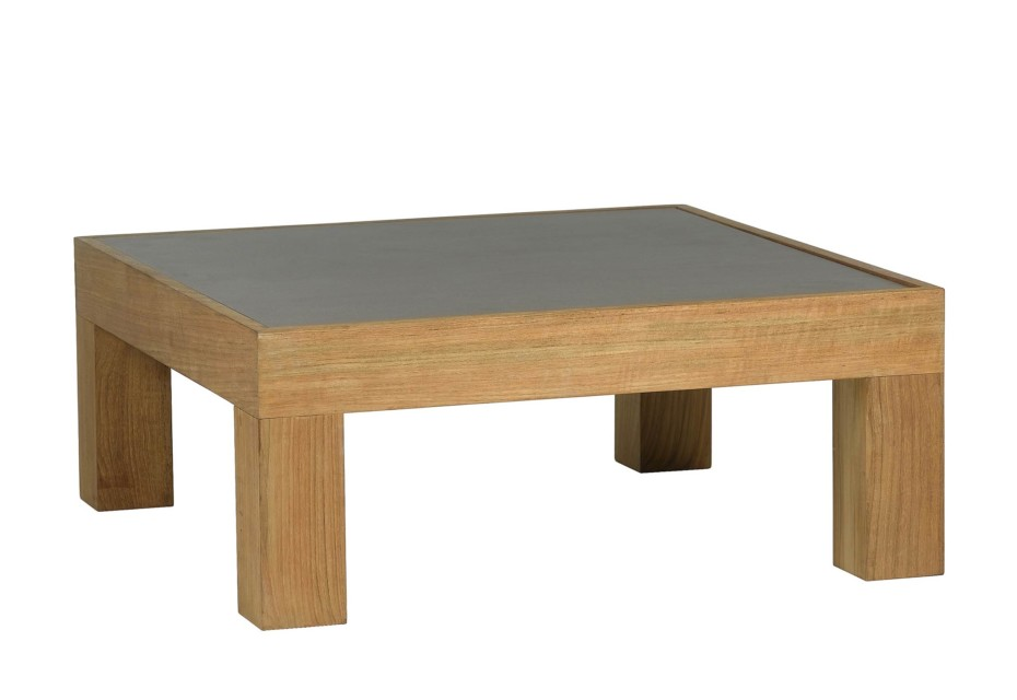 Pure coffee table square