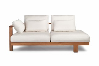 Pure Sofa Casual right arm  by  Tribù