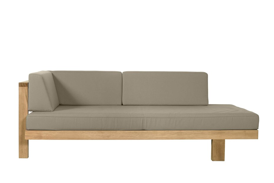 Pure Sofa right arm