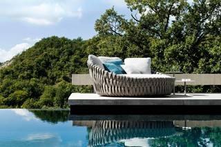 Tosca Daybed Deco  by  Tribù