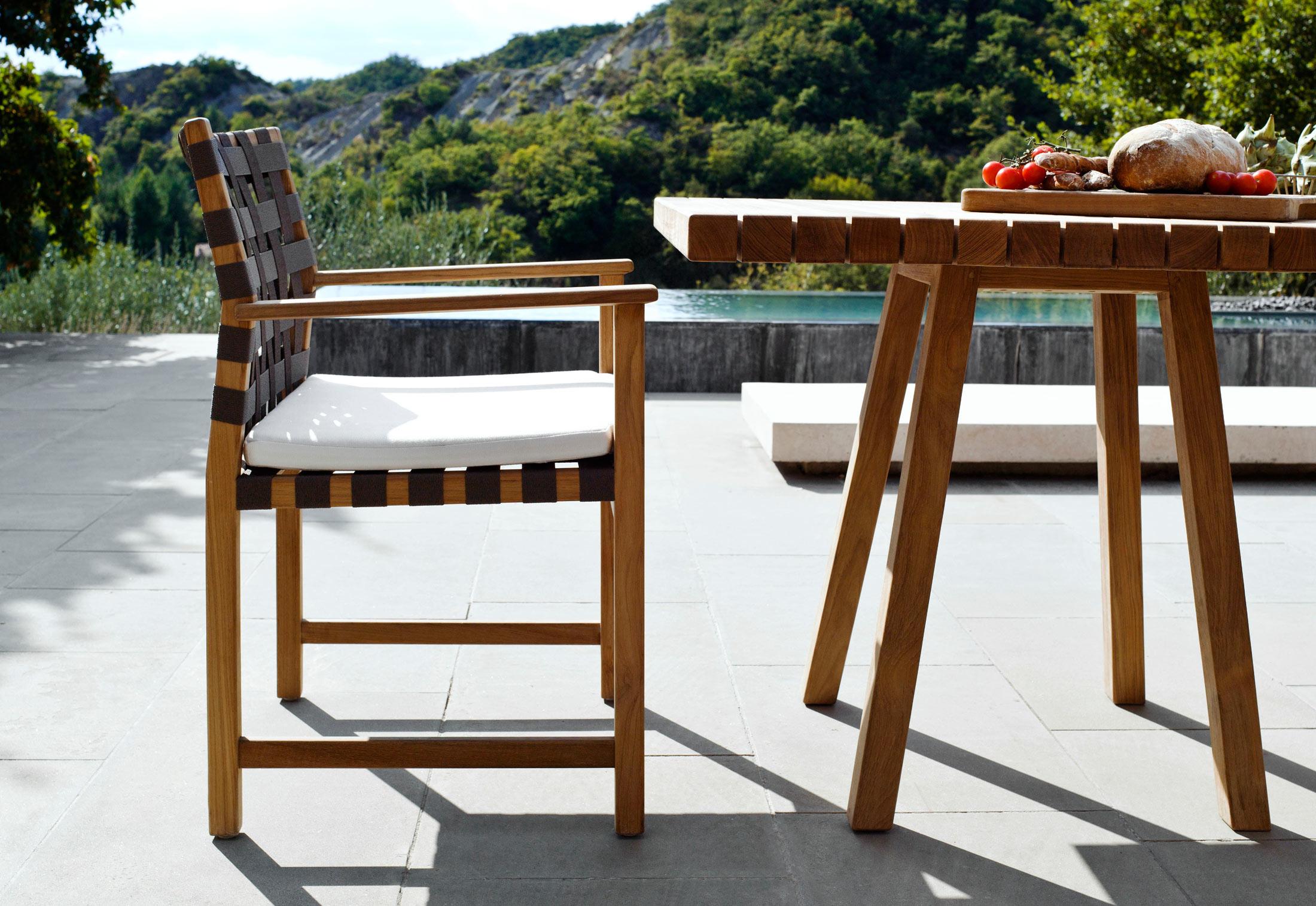 Vis à Vis Chair by Tribù   STYLEPARK