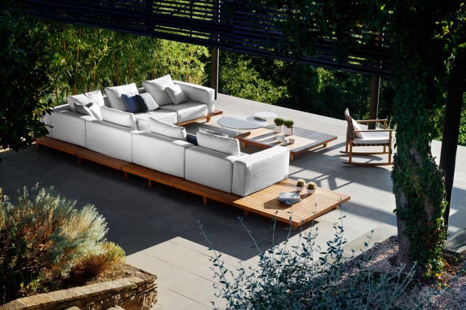 Vis à Vis Sofa