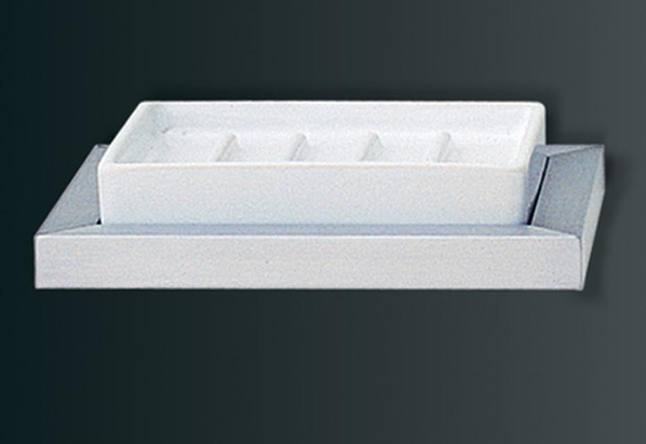 Hydrus soap holder