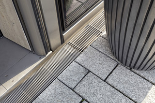 Facade drain  by  TTC Timmler Technology