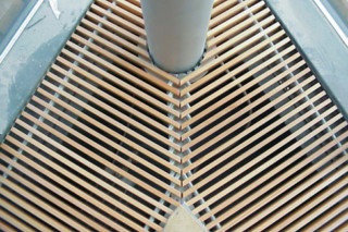 Grate for Air conditioning/Heating/Ventilation  by  TTC Timmler Technology