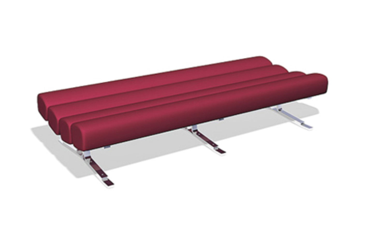 Wp05 bench daybed by twentytwentyone stylepark Daybed bench