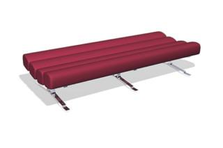 WP05 bench / daybed  by  twentytwentyone