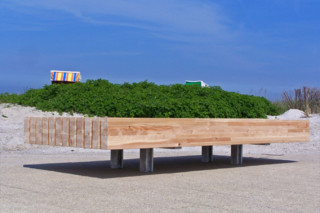Abeyance-bench Millennium  by  UNION - public & street furniture
