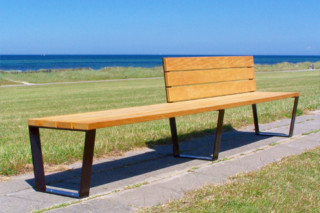 Long-bench Ultra  by  UNION - public & street furniture