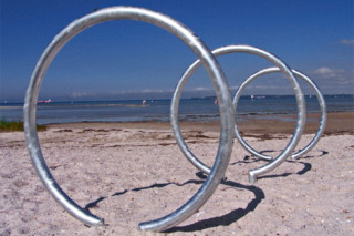 Octopus bicycle stand  by  UNION - public & street furniture